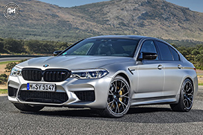 BMW M5 Competition Edition: oltre l'immaginazione!