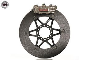 Red Bull Ring: livello di difficoltà 5 per la Brembo