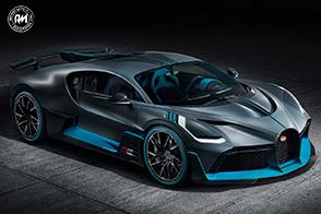 Solo 40 esemplari per l'esclusiva e velocissima Bugatti Divo