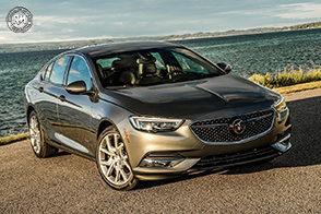 Arriva la quarta generazione della Buick Regal Avenir