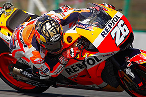 MotoGP : nelle libere di Brno un fantastico Daniel Pedrosa