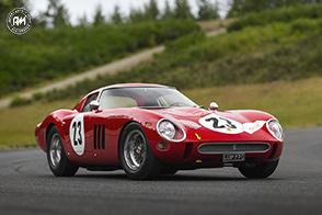 Asta record per la bellissima Ferrari 250 GTO