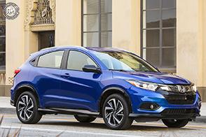 Elevata sicurezza attiva per la nuova Honda HR-V 2019