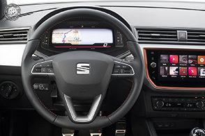 Arriva il Digital Cockpit per le Seat Arona ed Ibiza