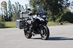 BMW Motorrad presenta la R1200 GS a guida autonoma