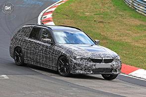 Sguardo laser per la futura BMW Serie 3