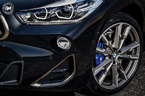 Massima potenza per la rinnovata BMW X2 M35i