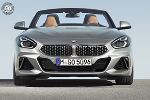 Potenza del turbo per la nuova BMW Z4