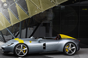 Ferrari svela le esclusive Monza SP1 e Monza SP2