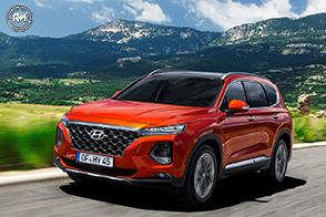 Nuova Hyundai Santa Fedebutta sul mercato Italiano