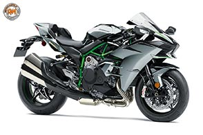 Nuova Kawasaki Ninja H2 Model Year 2019