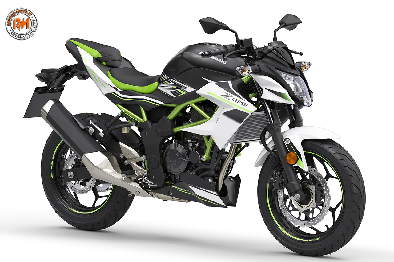 Apresentação e teste da Kawasaki j 300 - YouTube