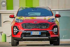 Tecnologia ibrida per la nuova Kia Sportage