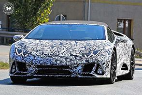 In arrivo la nuova Lamborghini Huracan 2019