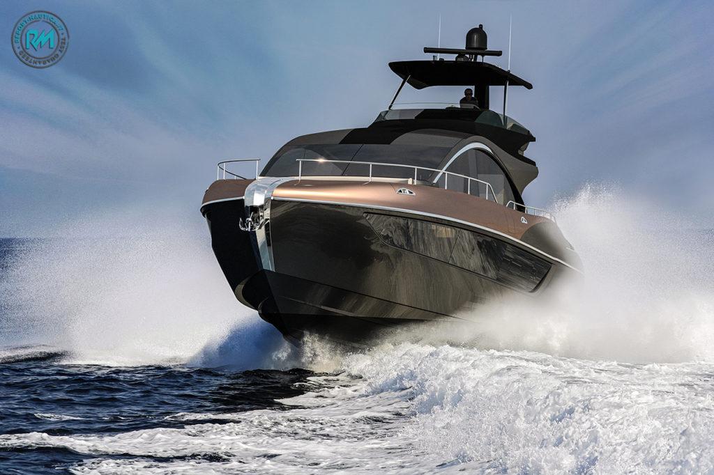 Lexus Luxury Yatch LY 650