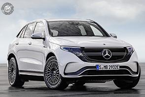La rivoluzione inizia in casa Mercedes-Benz con la EQC