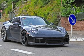 Un sei cilindri turbo per la futura Porsche 911 GT3 RS