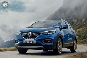 Motorizzazioni più performanti per il nuovo Renault Kadjar