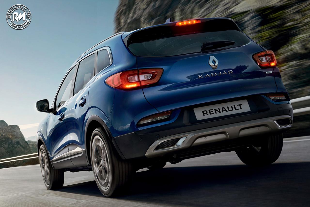 Attelage Renault Kadjar : motorizzazioni pi performanti per il nuovo renault kadjar ~ Mglfilm.com Idées de Décoration