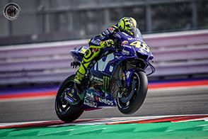 Qualifiche buone ma non perfette per Valentino Rossi