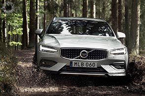 Arriva la nuova e robusta Volvo V60 Cross Country