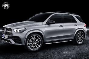 L'evoluzione dell'MBUX sulla nuova Mercedes-Benz GLE