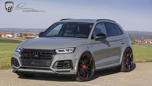 Audi SQ5 by Lumma Design