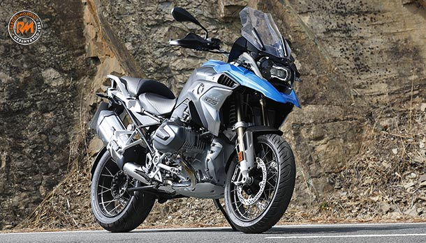 pi potenza e coppia per la nuova bmw r 1250 gs. Black Bedroom Furniture Sets. Home Design Ideas