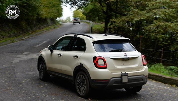 Fiat 500X Hybrid