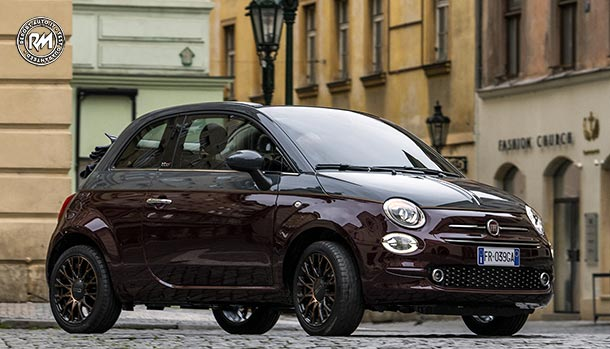 The Fashionable Car New Fiat 500 Collection
