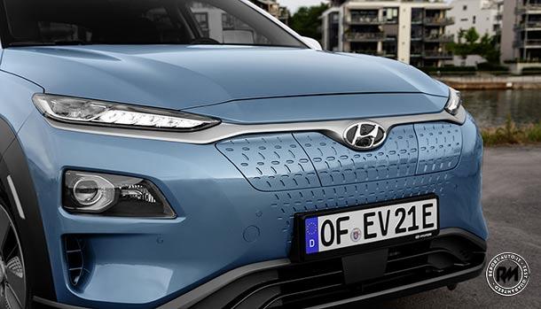 Hyundai Kona Electric