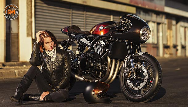 Kawasaki Z900RS by MRS