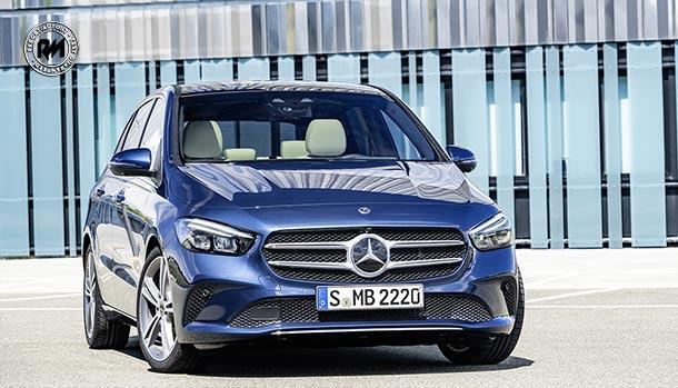 nuova Mercedes-Benz Classe B