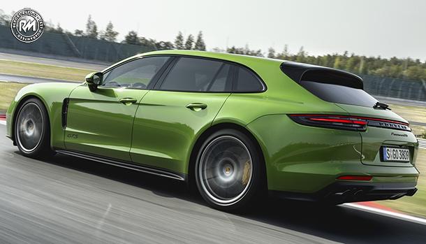 Nuova Porsche Panamera Gts Sport Turismo Reportmotori It