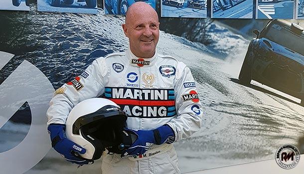 Sparco Martini Racing