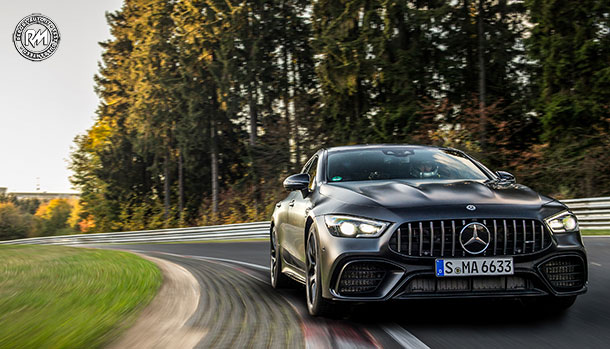 Mercedes-AMG GT Coupé 4 Plug-In Hybrid
