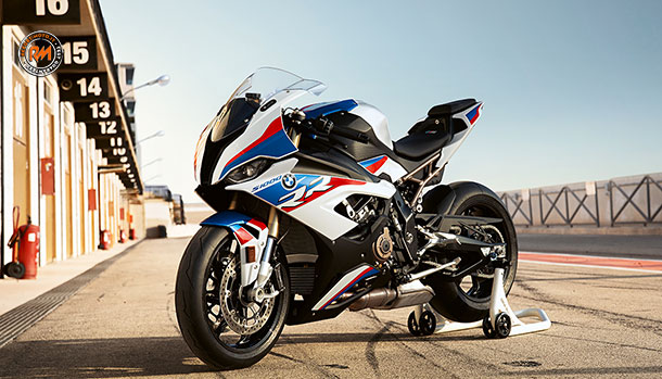 Nuova BMW S 1000 RR M Performance Parts