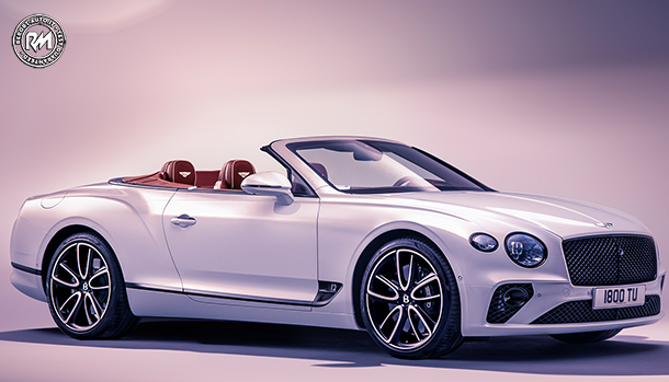 Nuova Bentley Continental GT Convertible