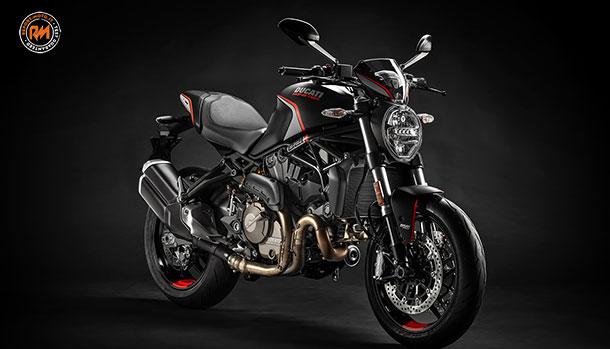 Ducati Monster 821 Stealth