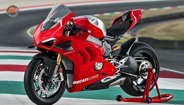 Ducati Panigale V4 - Accessori Racing