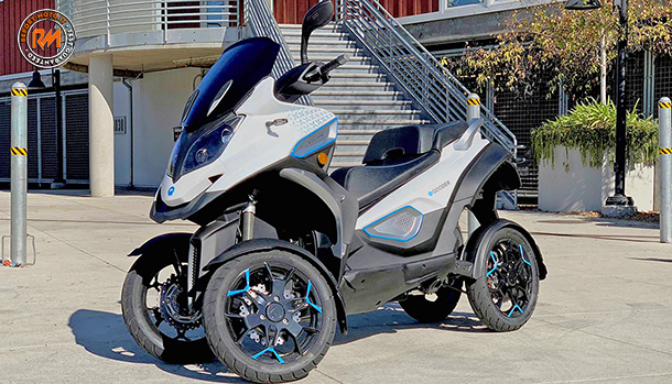 Quadro Vehicles E-Qooder