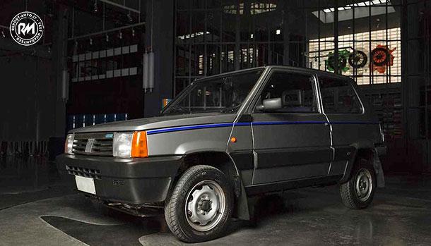 fiat panda 4x4 garage italia customs