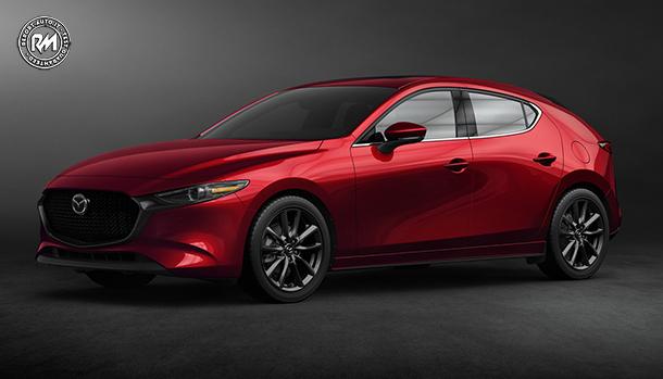 nuova Mazda 3