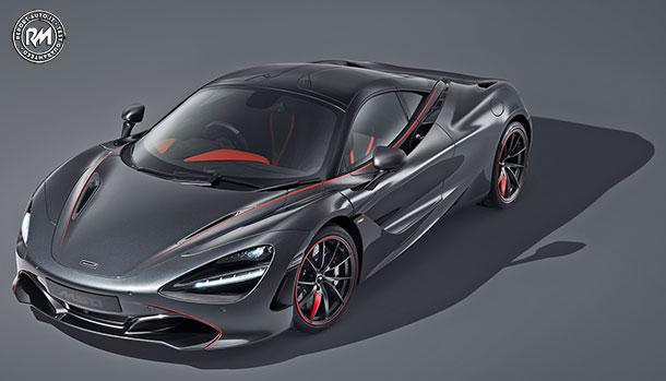 McLaren 720S MSO Stealth Team by MSO