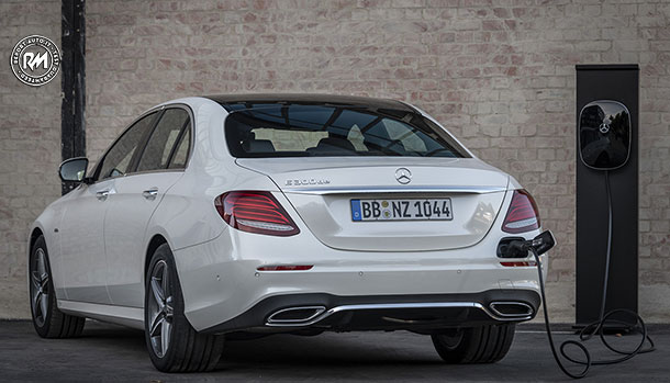 Mercedes-Benz Classe E 300 de EQ-Power