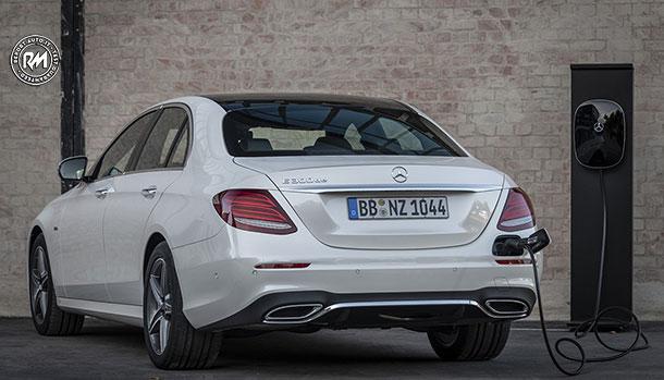 Mercedes-Benz Classe E 300 de EQ-Power