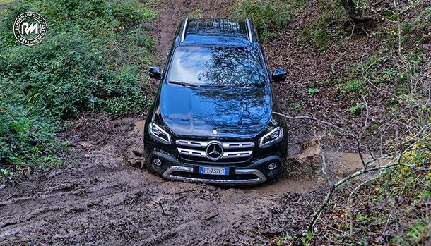 Mercedes-Benz Classe X 350d 4Matic