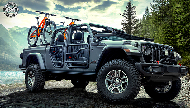 Mopar Jeep Gladiator