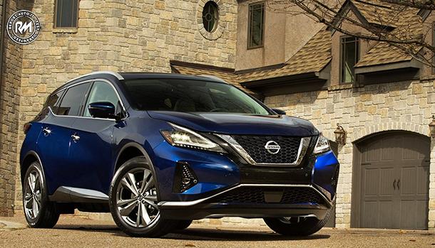 Nissan Murano Model Year 2019