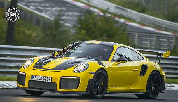 Porsche 911 GT2 RS Clubsport Package